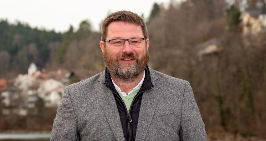 Günter Räder Grüne Ostallgäu