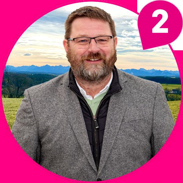 Dr. Günter Räder, Kandidat Kreistagsliste Bündnis 90 / Die Grünen