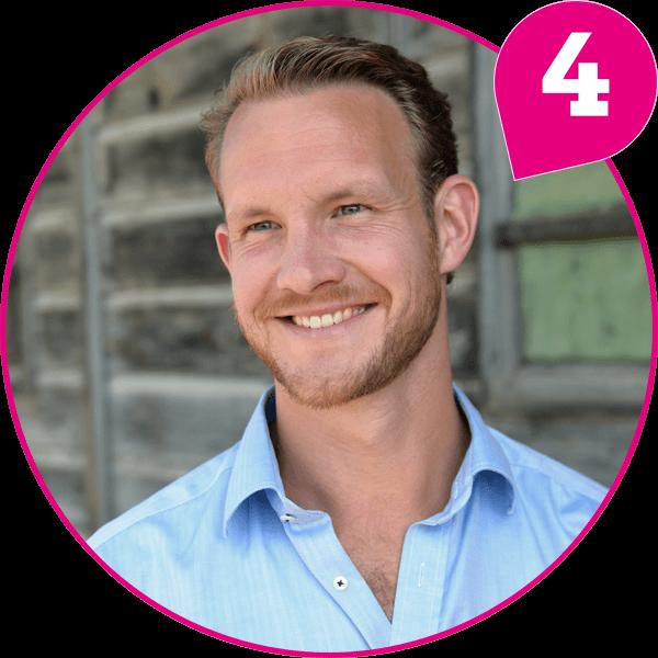 Robert Herbst Kandidat Kreistagsliste Bündnis 90 / Die Grünen