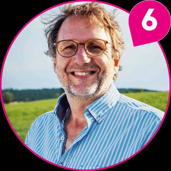 Jörg Schneider Kandidat Kreistagsliste Bündnis 90 / Die Grünen