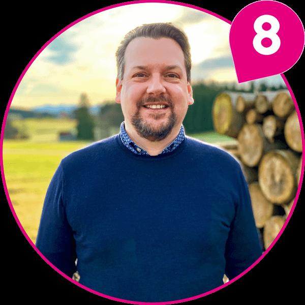 Christian Mörken Kandidat Kreistagsliste Bündnis 90 / Die Grünen
