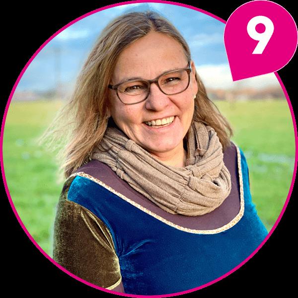 Clara Knestel Kandidatin Kreistagsliste Bündnis 90 / Die Grünen