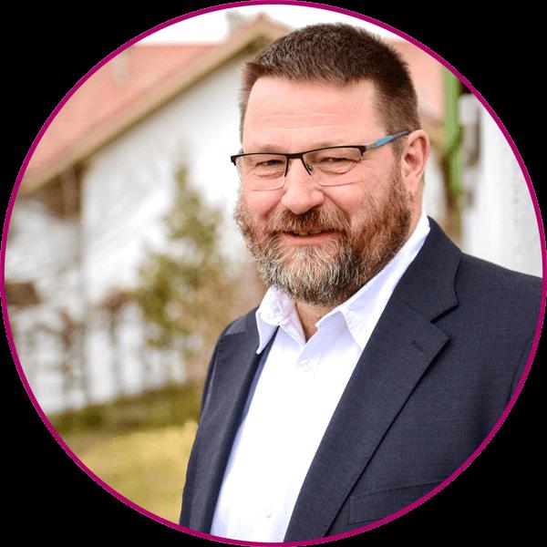 Dr. Günter Räder, Landratskandidat Ostallgäu Bündnis 90 / Die Grünen