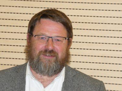 Kreisrat Günter Räder Fraktionssprecher Grüne