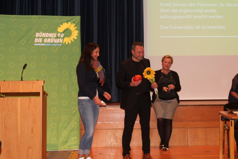MdL Christina Haubrich, Daniel Pflügl, Ursula Kaltner-Bayer