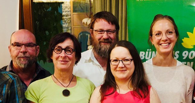 Kreisvorstand Die Grünen im Ostallgäu