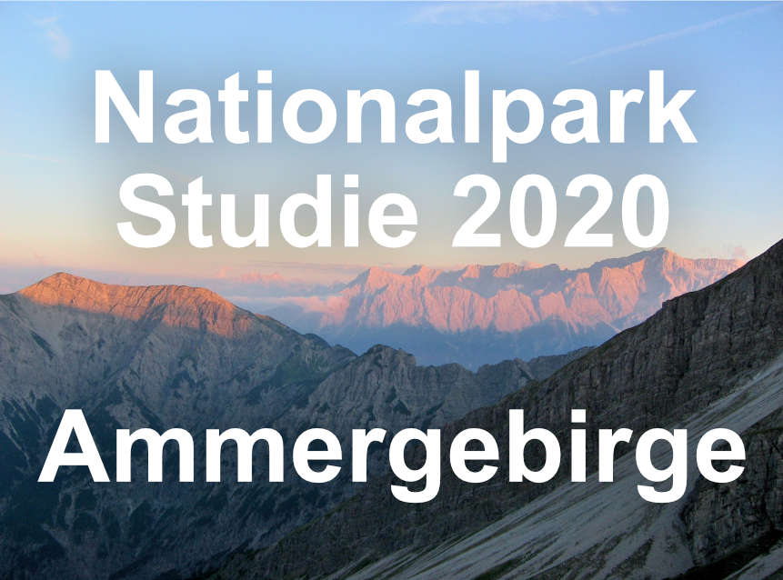 Ammergebirge: Bevölkerung will Nationalpark