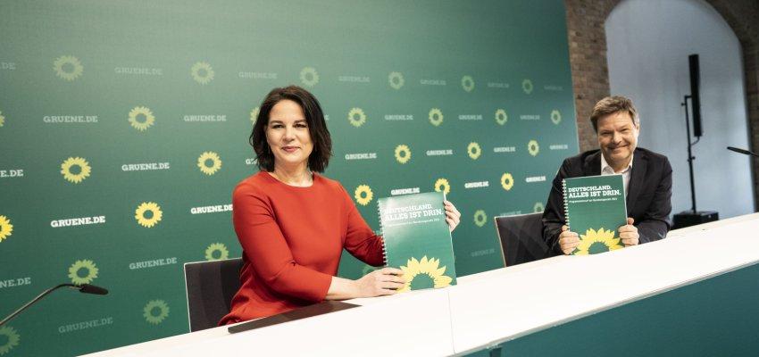 Programmentwurf zur Bundestagswahl 2021: Änderungsanträge aus unseren Kreisen