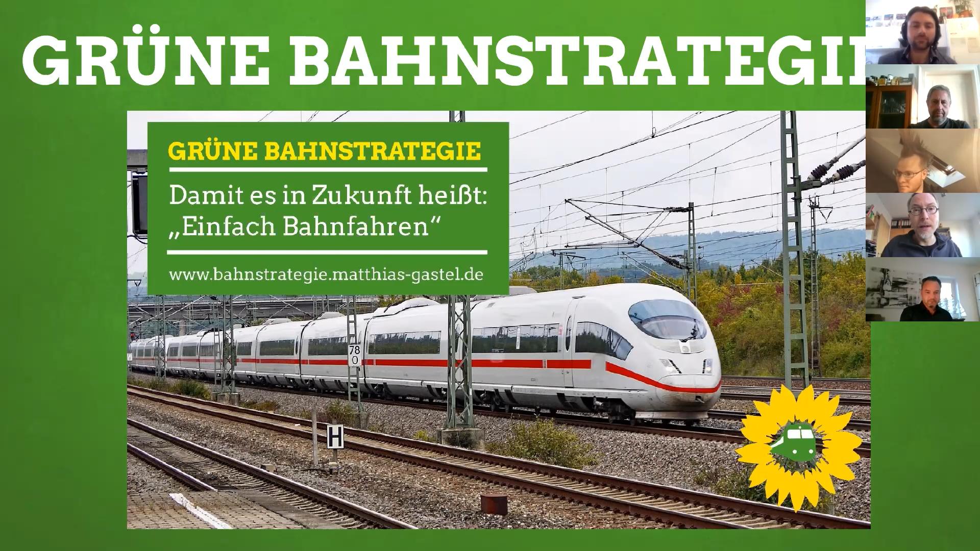 Bahnpolitik im Allgäu: mehr Fahrdraht und mehr Gleise notwendig